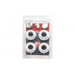 Комплект радиаторный присоединительный ROYAL THERMO 3/4'' белый НС-0084017