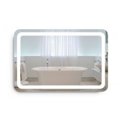 Зеркало для ванной комнаты VOLLE 600*800мм со светодиодной подсветкой (16-46-656)