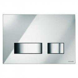 Кнопка смыва Cersanit Movi хром S97-026 для инсталляционных модулей Cersanit Hi-tec и Link 021638