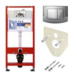 Инсталляционная система для унитаза TECE base с кнопкой 9400005