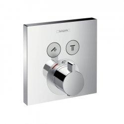 Термостат для душа Внешняя часть Hansgrohe ShowerSelect (15763000)