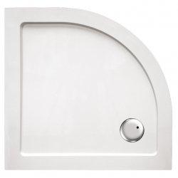 Поддон полукруглый Eger SMC (599-8080R), white