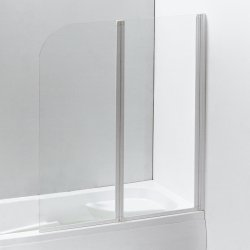 Шторка для ванн Eger white 599-121W