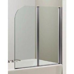 Шторка для ванн Eger хром 599-121CH