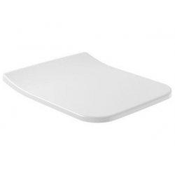 Сиденье с крышкой для унитаза VILLEROY & BOCH VENTICELLO SlimSeat с функцией Soft Closing (9M79S101)