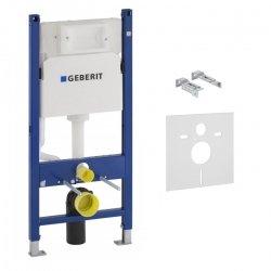 Инсталляционная система для подвесного унитаза Geberit Duofix Н112, 12 см UP100 без клавиши (458.126.00.1)