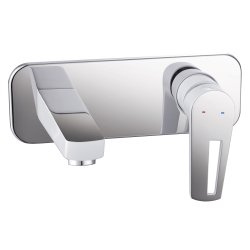 Смеситель для раковины Imprese BRECLAV VR-05245W