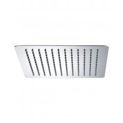Верхний душ IMPRESE 30х30см сталь (SQ300SS2)