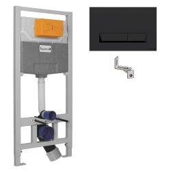 Инсталляция для унитаза IMPRESE (i8122B) 3в1