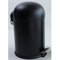 Ведро для мусора 5L EFOR BON черное (5003S)